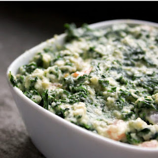Creamed Kale.