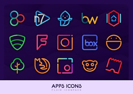 Fluid Icon Pack v1.3.29 [Patched] 1