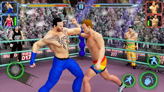 World Tag Team Stars Wrestling Revolution 2018 Pro 4