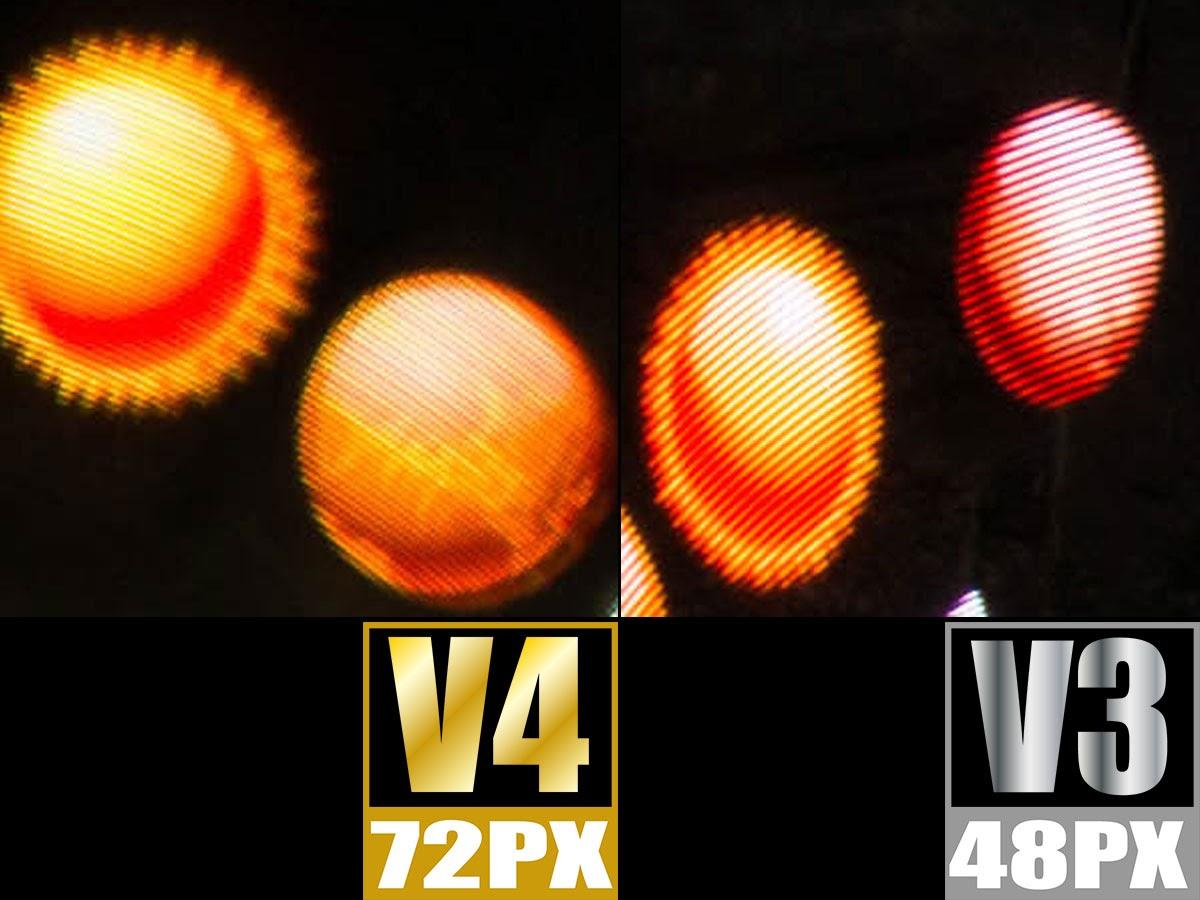 ビジュアルポイ V4 vs V3 比較