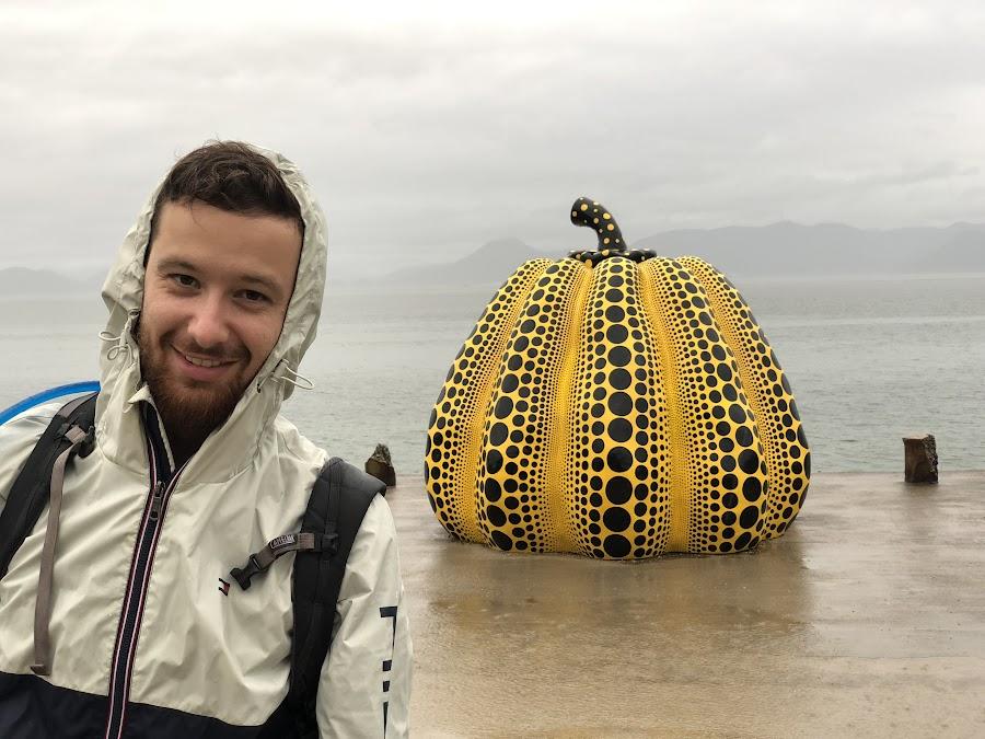 Pumpkin Scuplture