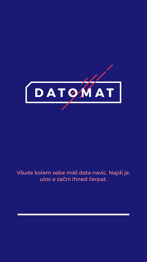 Datomat- screenshot