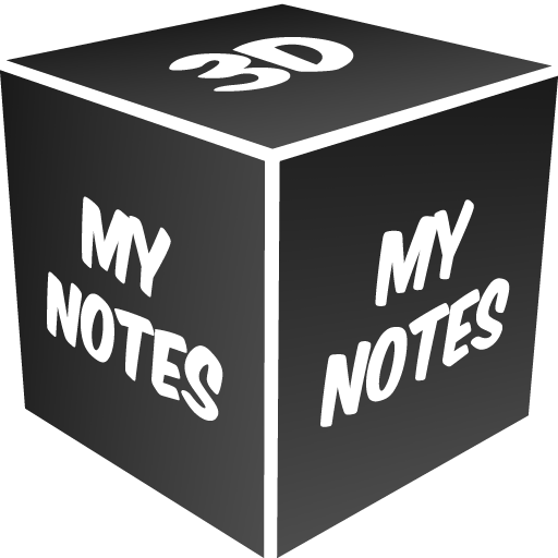 3D My Notes Live Wallpaper Android APK Download Free By My Name Cube Apps