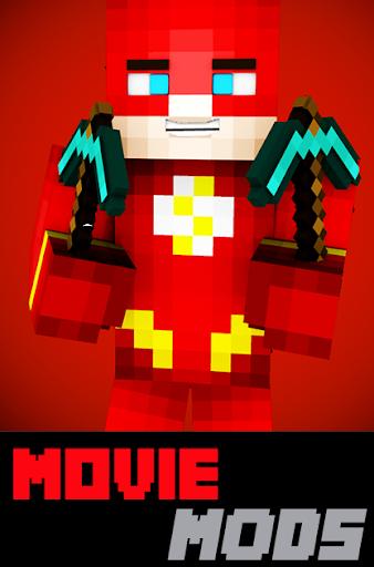 Movie Mods For Minecraft