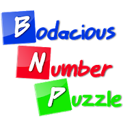 Bodacious Number Puzzle