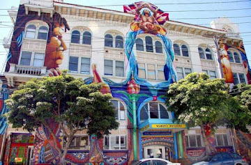 Attractions in Mission District, San Francisco