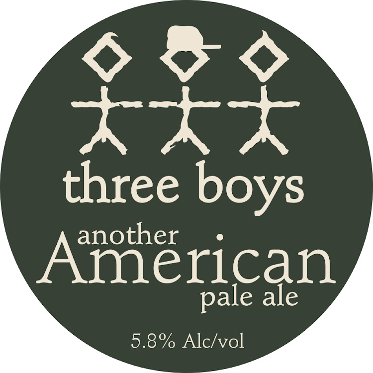 Logo of Three Boys APA