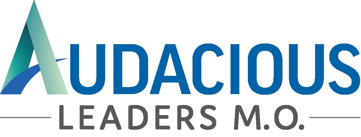 Audacious Leaders M.O. by Dr. Nancy Jonker logo