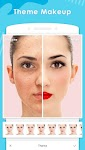 screenshot of Makeup Camera-Selfie Beauty Filter Photo Editor