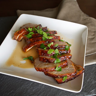 Honey BBQ Pork Tenderloin
