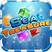 Sea Treasure:Match 3 icon