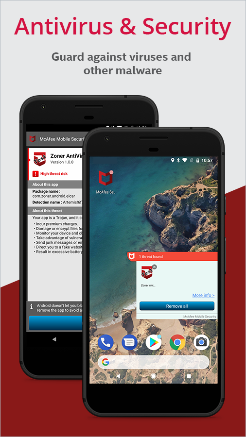 Mcafee Mobile Security Amp Lock Android Apps On Google Play