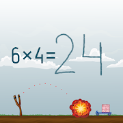Multiplikation Mathe Spiel