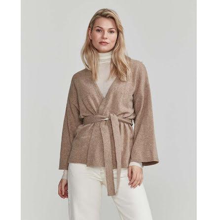 Holebrook Hazel kimono khaki melange