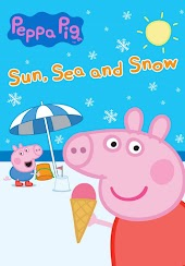 Peppa Pig - Sun, Sea, and Snow