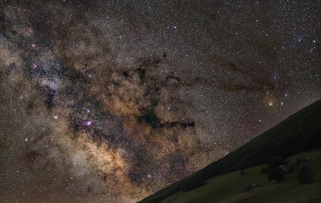 Un mare di stelle di marcovp