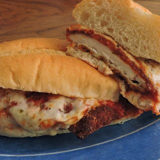 Chicken Marinara Sandwich Recipes