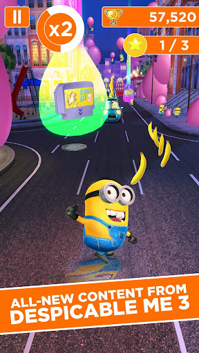 Despicable Me: Minion Rush screenshot 7