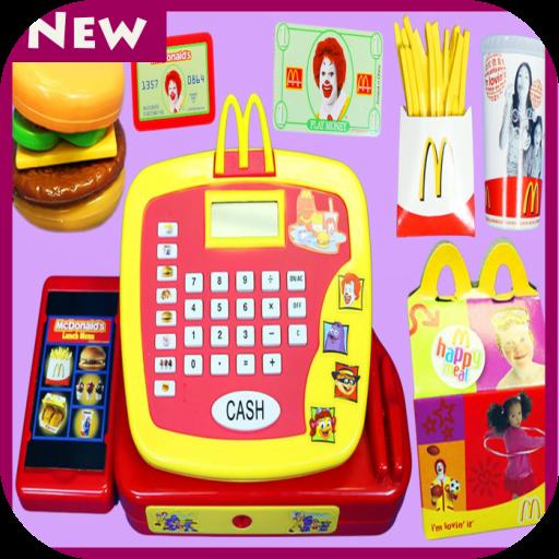 Cashier Toys Kids
