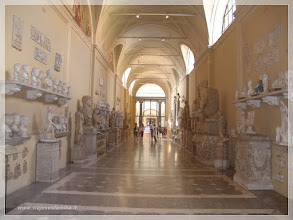 Photo: Museo del  Vaticano http://www.viajesenfamilia.it/