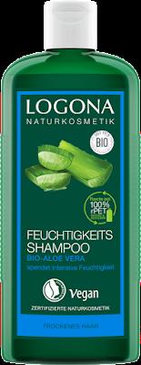 Moisturizing Shampoo eko aloe vera