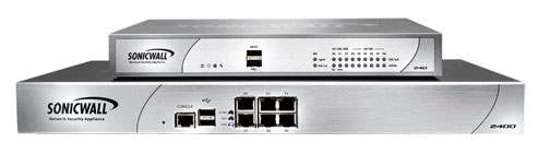 Sonicwall NSA-Stack