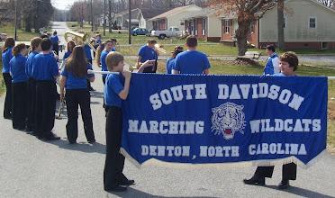 Photo: SDHS band