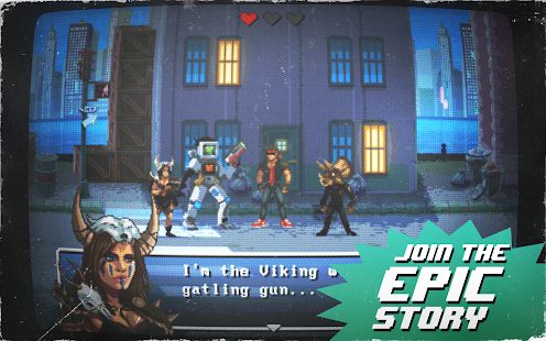 Kung Fury: Street Rage- screenshot thumbnail