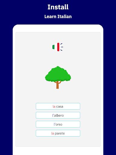 Learn Italian with Wlingua screenshot 7