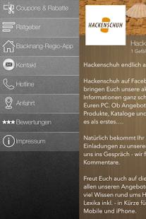 Hackenschuh - náhled