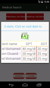 Download clinic medical record for research APK latest