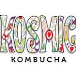 Logo of Kosmic Kombucha Local Lemon Love