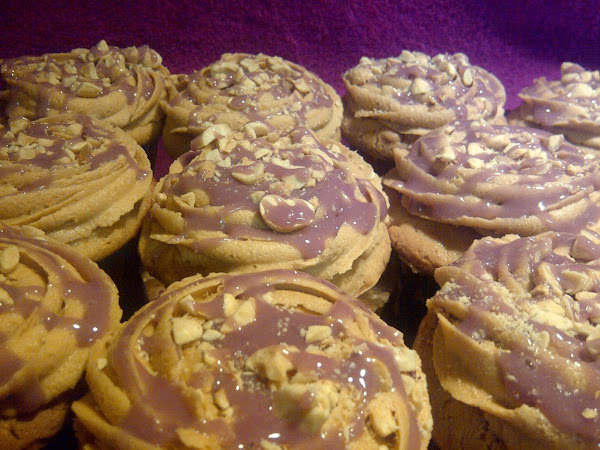Peanut Butter And Jelly Cupcakes Recipe