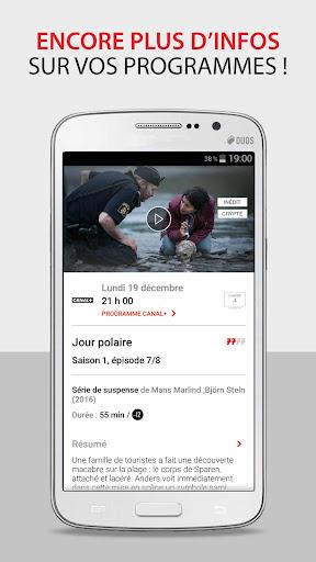 Télé 7 – Programme TV & Replay screenshot 3