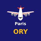 FLIGHTS Paris Orly Airport icon