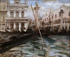 """Photo: Giovanni Boldini, """"Veduta di San Marco"""""""
