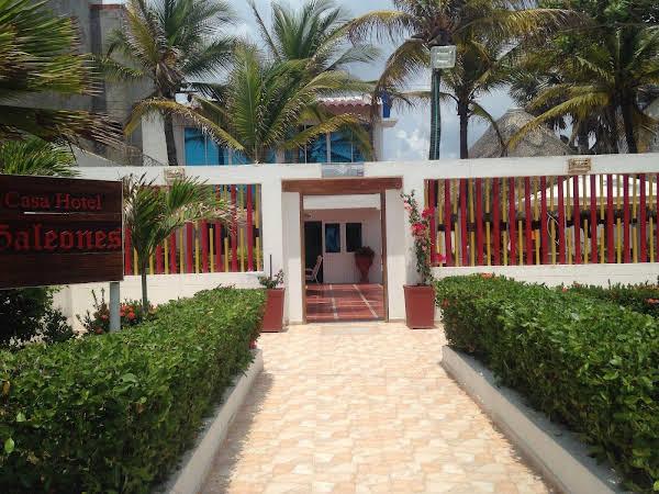 Casa Hotel Galeones
