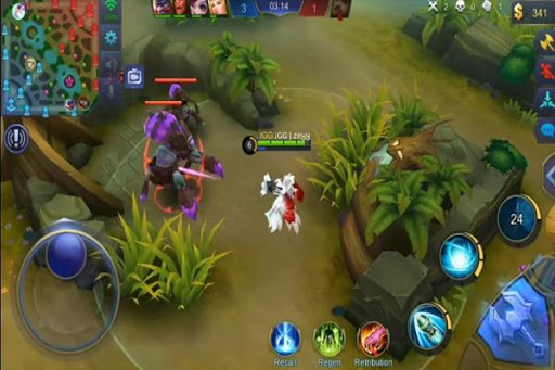 Cheat Mobile Legends Bang Bang 1.0 screenshots 5