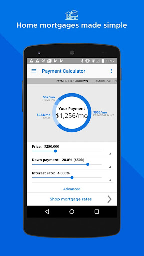 Mortgage by Zillow: Calculator & Rates  screenshots 1