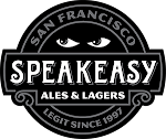 Logo for Speakeasy Ales & Lagers