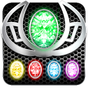 Colorful Infinity Stones Theme APK