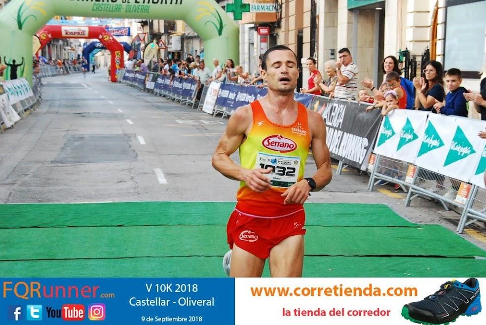Juan Gimeno Benavent del Serrano Club Atletismo