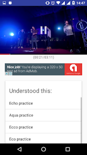 Echo Practice - náhled