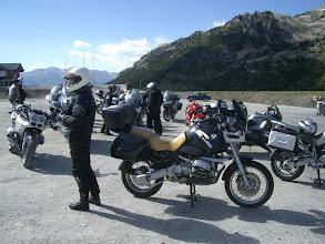 Photo: BMW ride Pyrenees