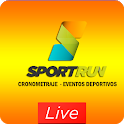 Sport run eventos icon