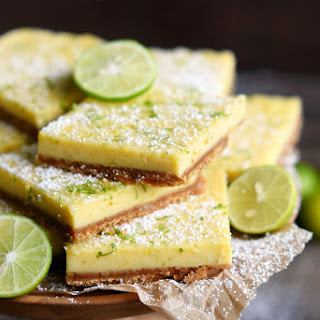 Irresistible Key Lime Pie Bars