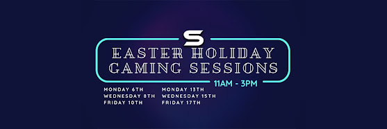 Easter Holiday Minecraft & Gaming Sessions