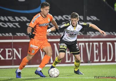 Arno Monsecour beleeft seizoensdebuut in mineur bij Sporting Lokeren
