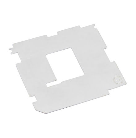 Spacer for Intel Skylake CPU