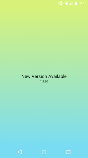 New Version Available screenshots 4